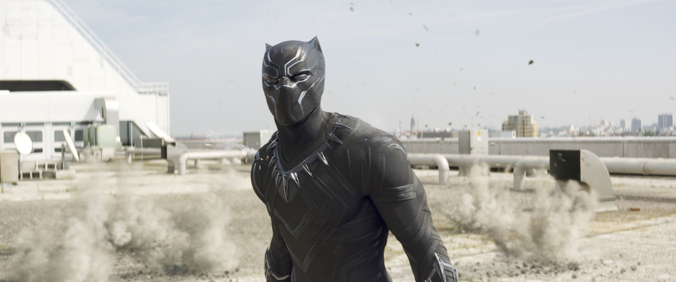 Black Panther is up for Best Picture at the Golden Globes and it's so well deserved
