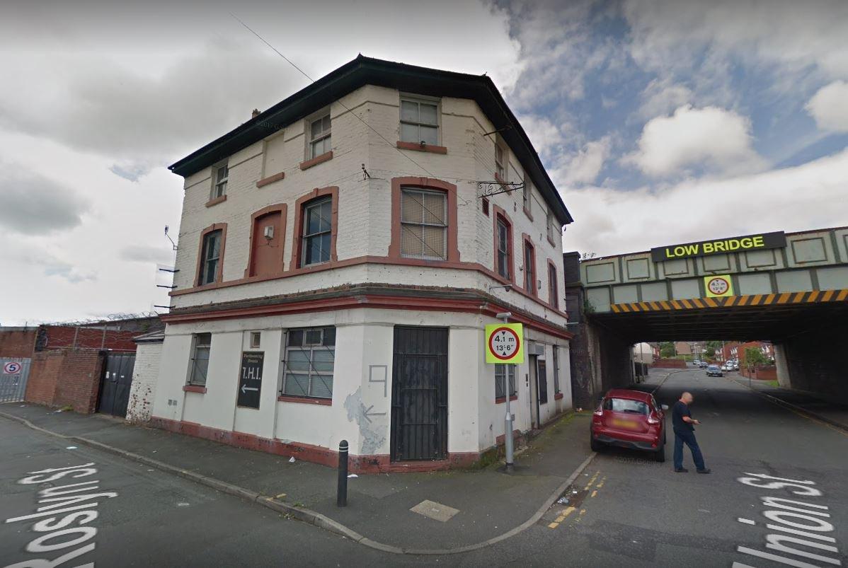 TOWNHOUSE Swingers Club 9 Union St, Birkenhead CH42 3TL Credit: Google