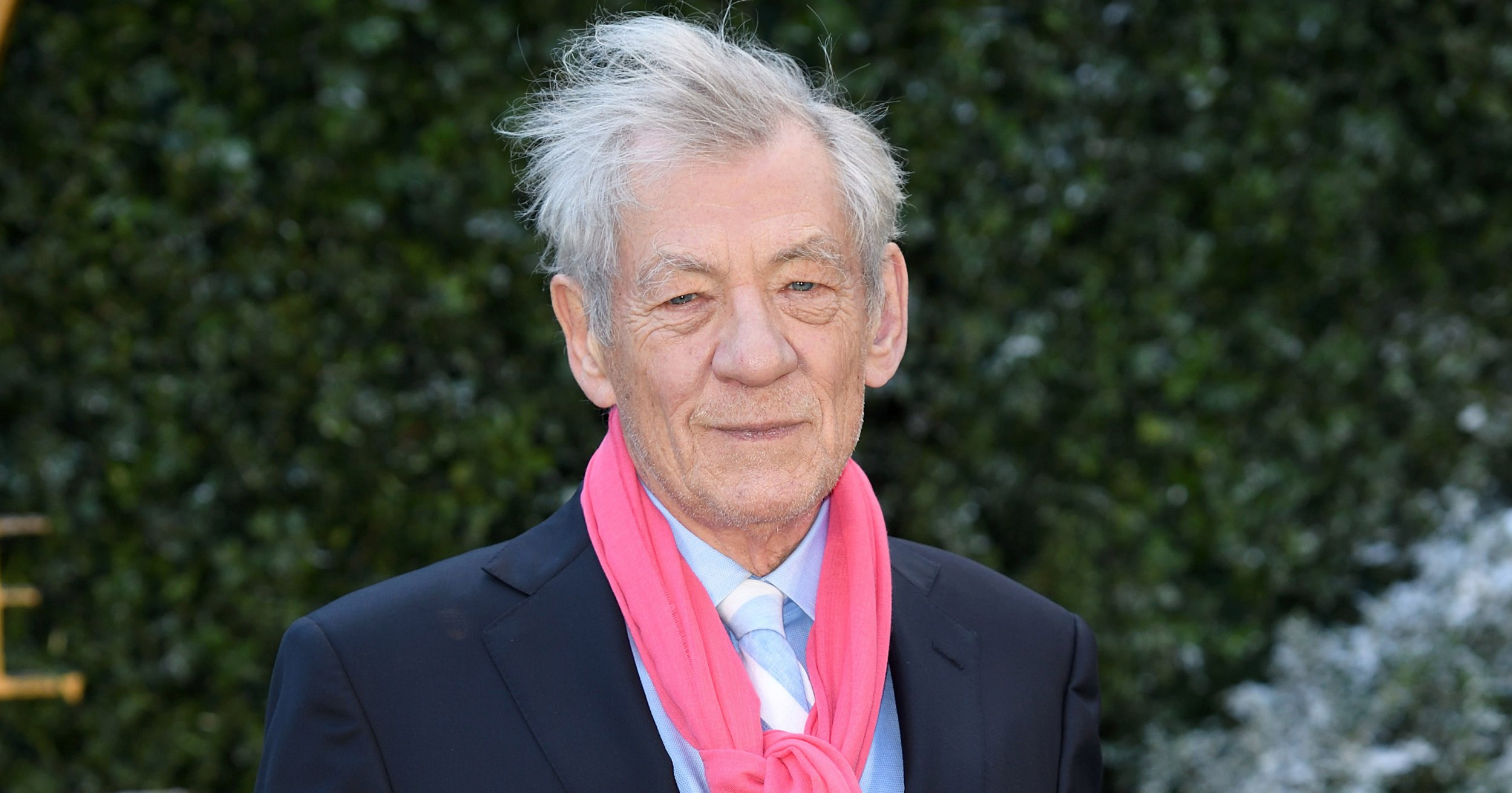 Sir Ian McKellen was 'glad' the world knew he was gay before knighthood