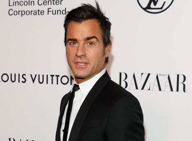 """NEW YORK, NY - NOVEMBER 30: Justin Theroux attends """"An Evening Honoring Louis Vuitton And Nicolas Ghesquiere"""" at Alice Tully Hall at Lincoln Center on November 30, 2017 in New York City. (Photo by Taylor Hill/FilmMagic)"""