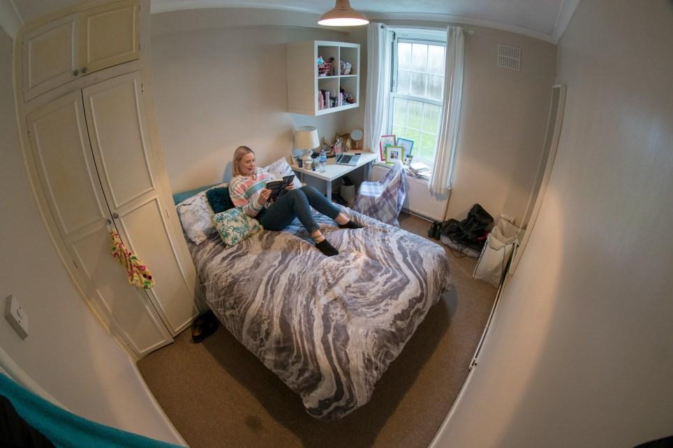 Interior shots of rental property belonging to Jessica Lindsay. Property in Deptford