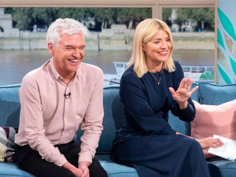 Holly Willoughby denies she's been approached by sex toy companies to promote products