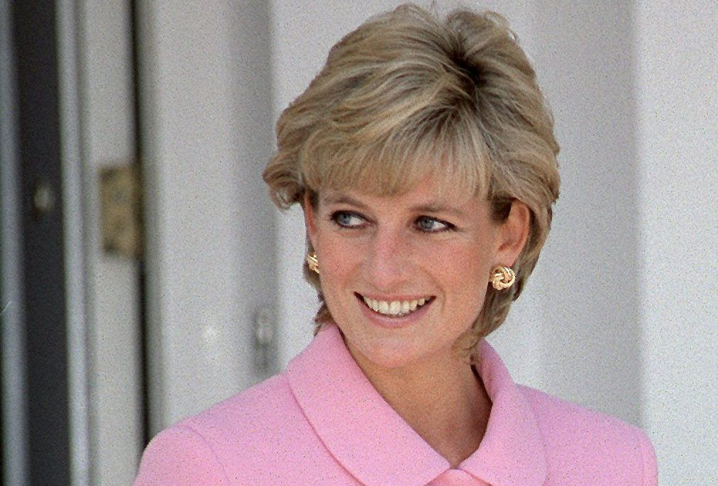 Why is Kate Middleton not a Princess when Diana was?