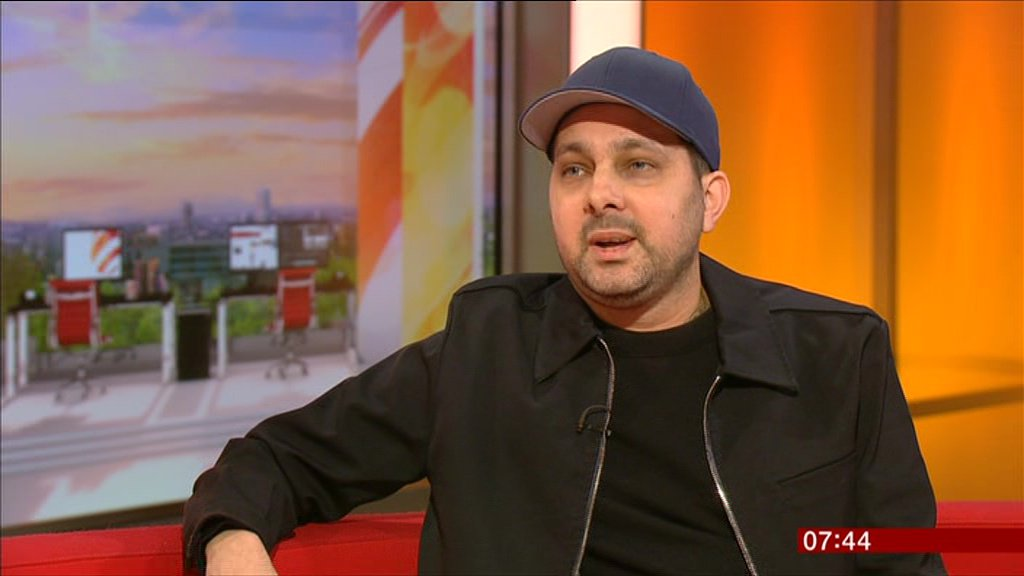 Dynamo on BBC News