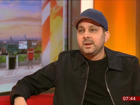 Dynamo jokes Crohn's has 'made me more handsome' in first TV interview since opening up on illness