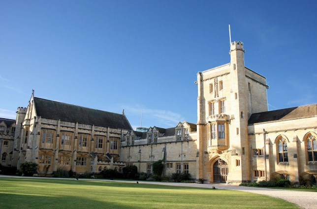 Oxford college accused of cultural appropriation for 'cannabis themed' party Picture: Mansfield College, Oxford Credit: HiraV/Wikicommons