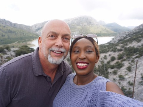Woman 33 years younger than her partner shares how to make age-gap relationships work