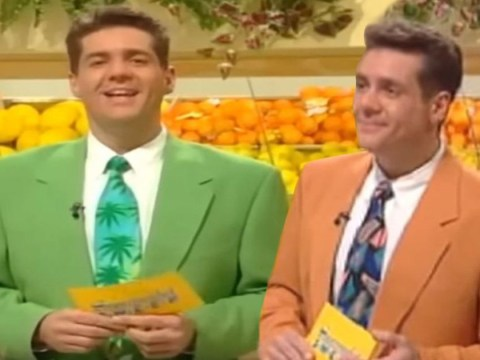 Dale Winton dies: Remembering the Supermarket Sweep star's most flamboyant style