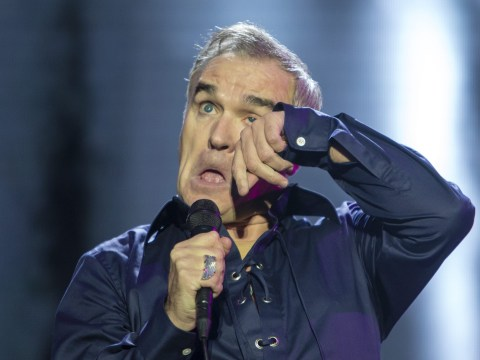 Morrissey cancels summer tour dates amid racism controversy