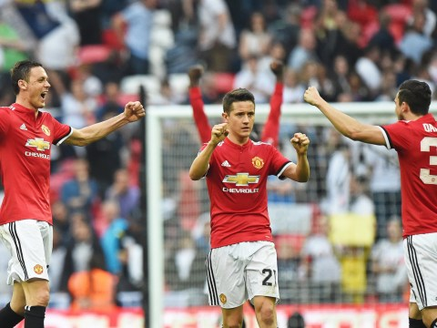 Ander Herrera praises Chris Smalling and Phil Jones after Manchester United 2-1 Tottenham