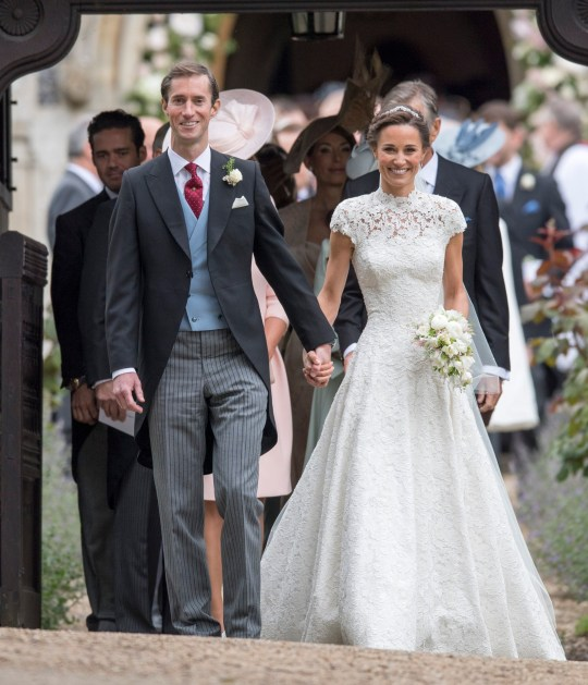 Pippa Middleton And Husband James Matthews Ages Jobs And Net Worth Metro News