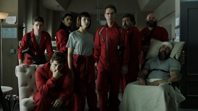Money Heist plot, cast, where to watch it and will there be a season