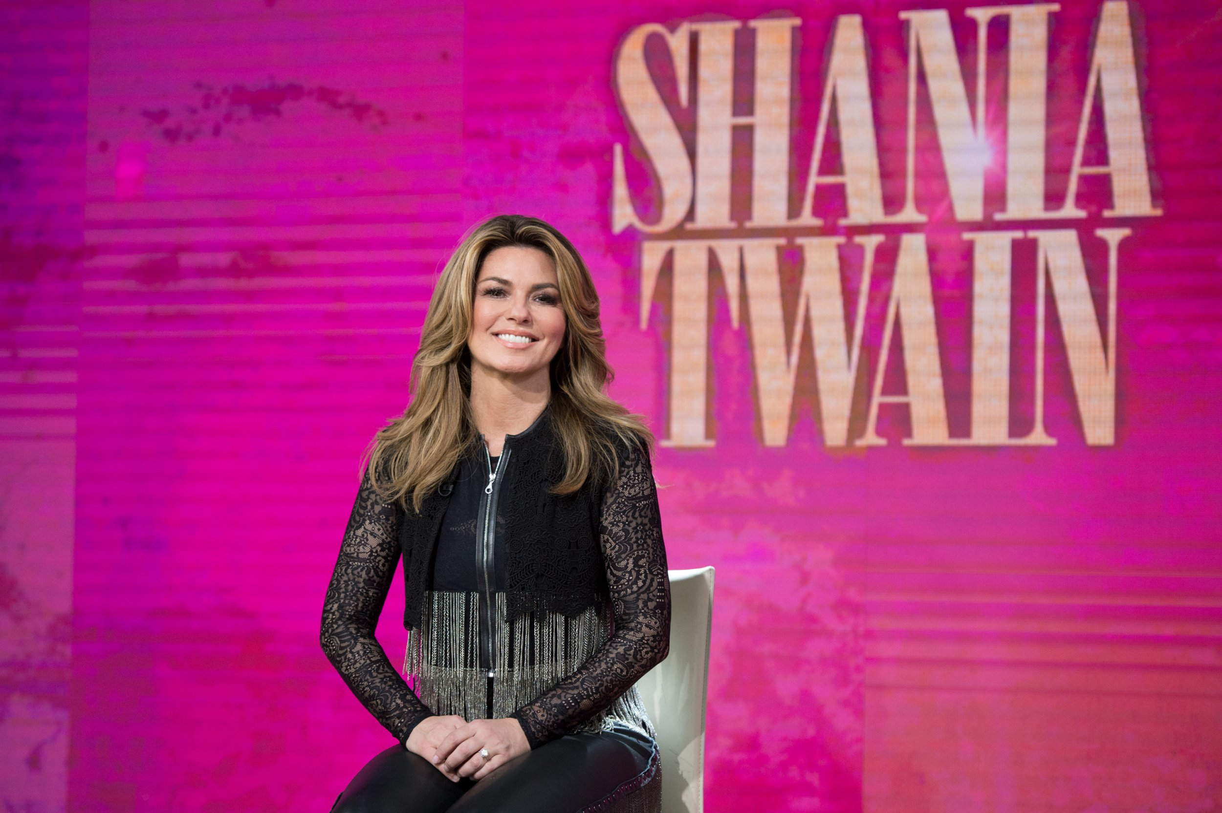 TODAY -- Pictured: Shania Twain on Friday, June 16, 2017 -- (Photo by: Nathan Congleton/NBC/NBCU Photo Bank via Getty Images)