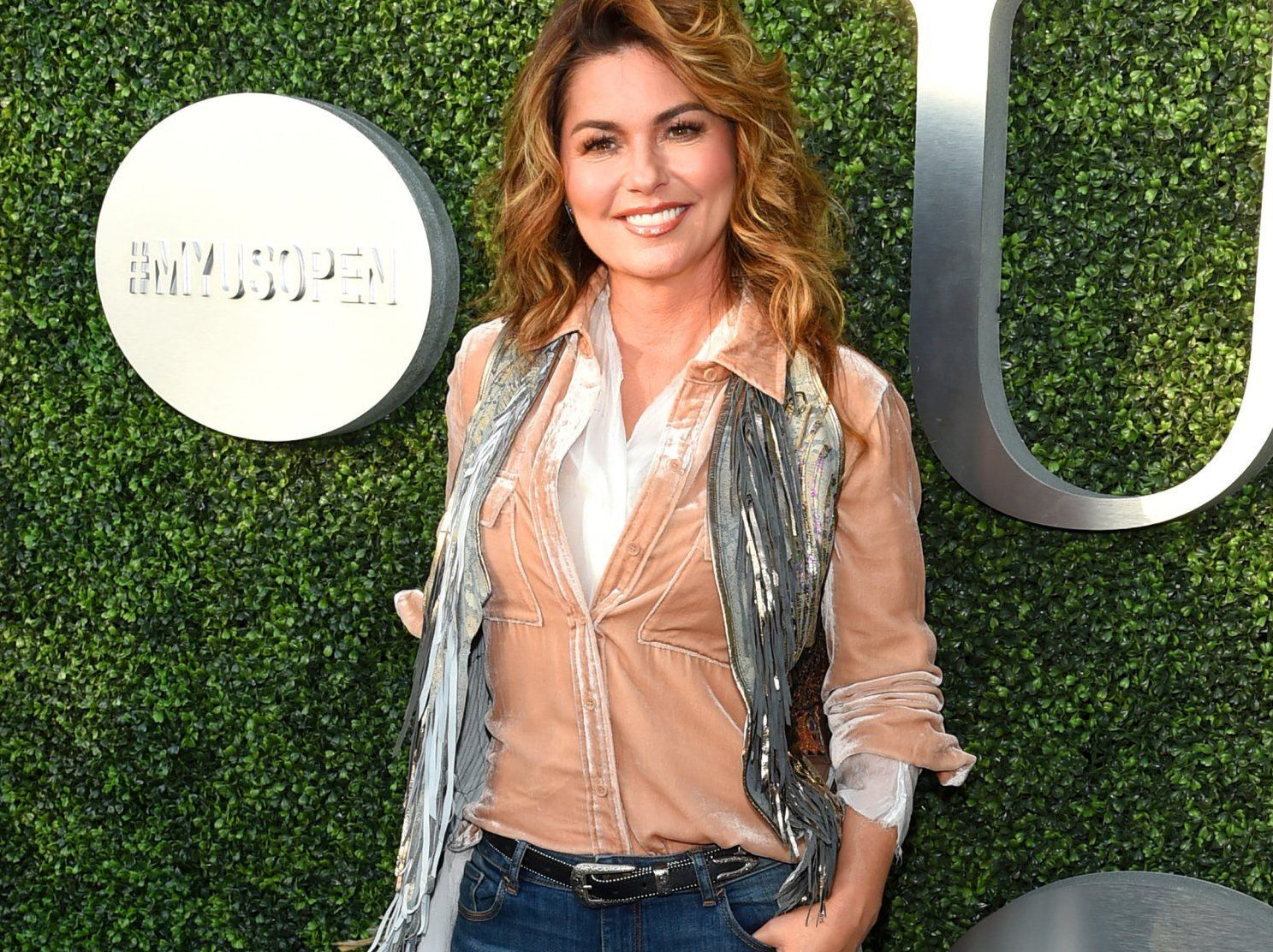 NEW YORK, NY - AUGUST 28: Shania Twain attends the 17th Annual USTA Foundation Opening Night Gala at USTA Billie Jean King National Tennis Center on August 28, 2017 in the Queens borough of New York City. (Photo by Jamie McCarthy/Getty Images)