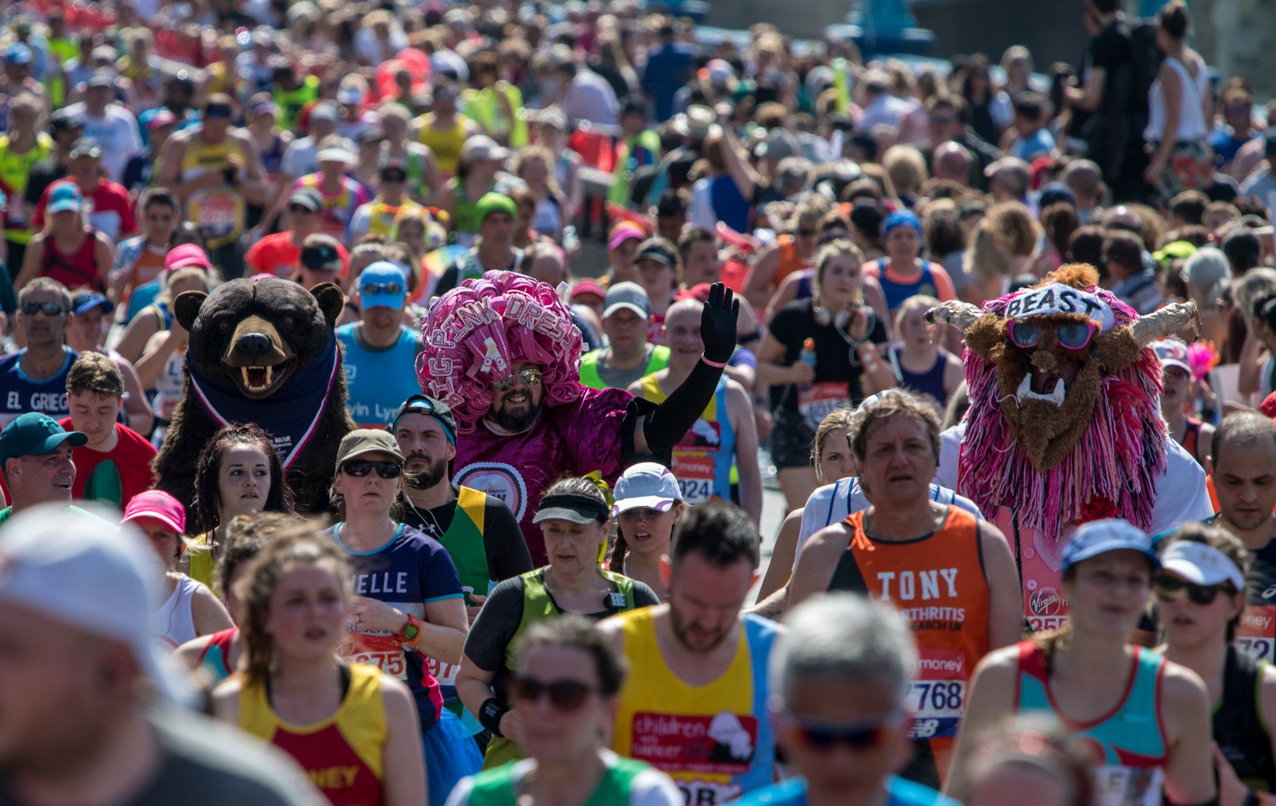 The London Marathon 2019 ballot is now open; here's how to apply