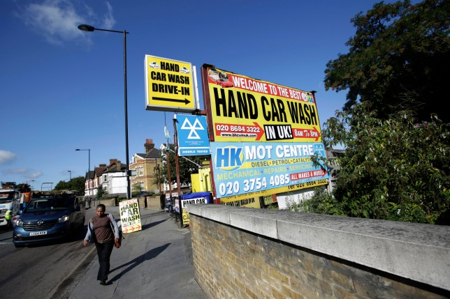 Hand Car Washes Aid Modern Slavery And Destroy The Planet Metro News