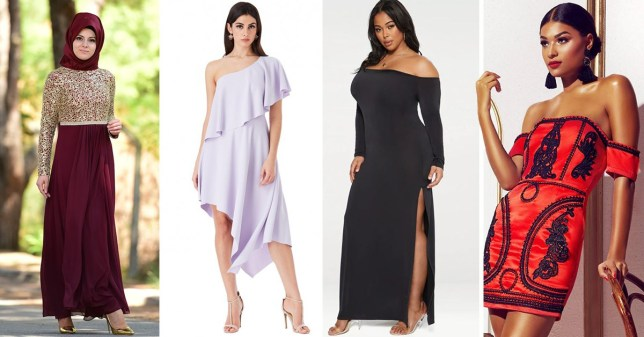 UPDATING: Where can you get prom dresses under ?50