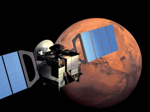 Nasa and the European Space Agency hope to capture alien life remains on Mars and bring them back to Earth