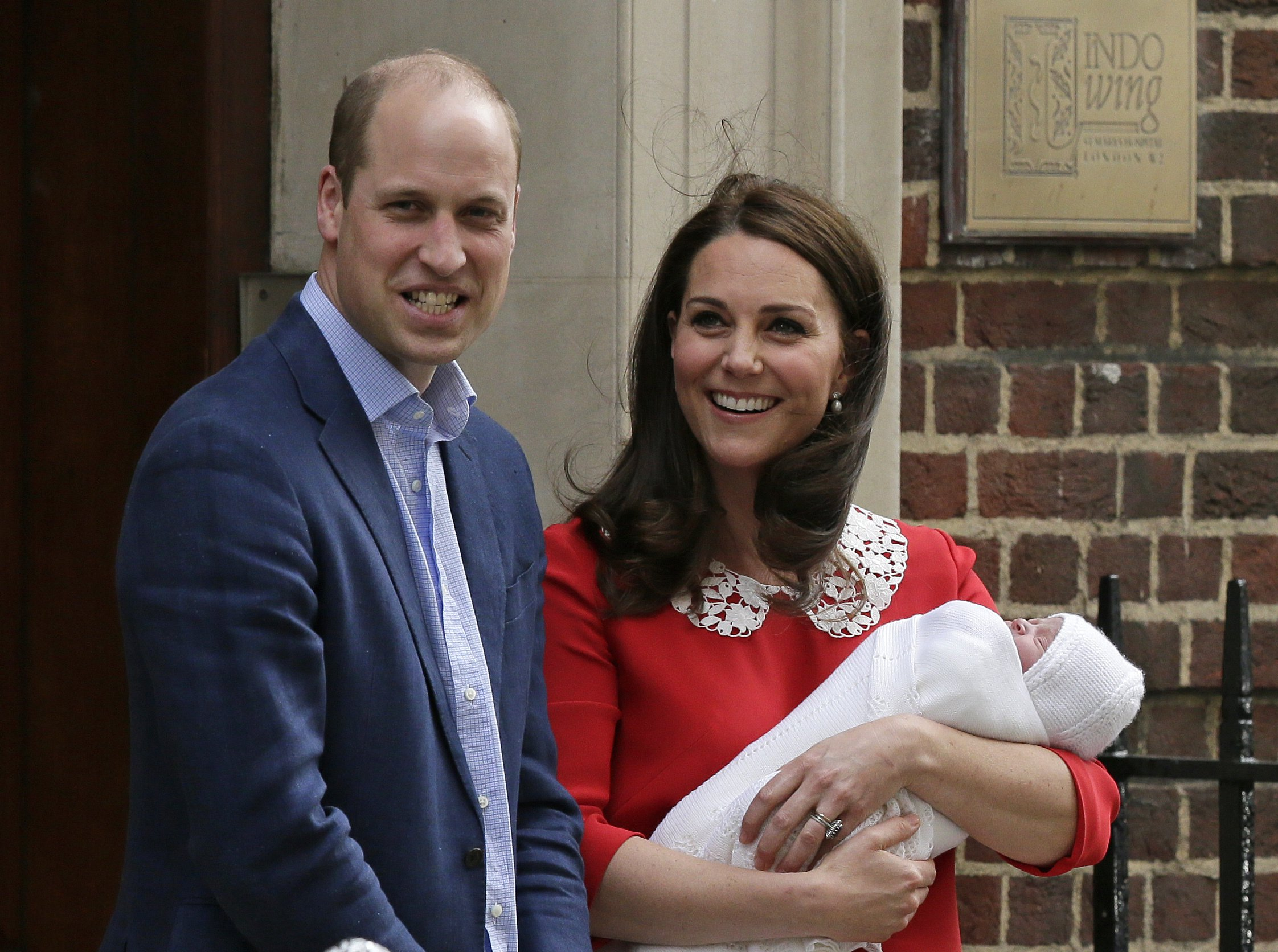 Kate Middleton reveals correct Louis pronunciation on wedding day to Prince William