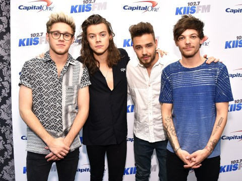 Tickets to One Direction 'comeback gig' mysteriously appear then disappear on 8th anniversary of group's formation