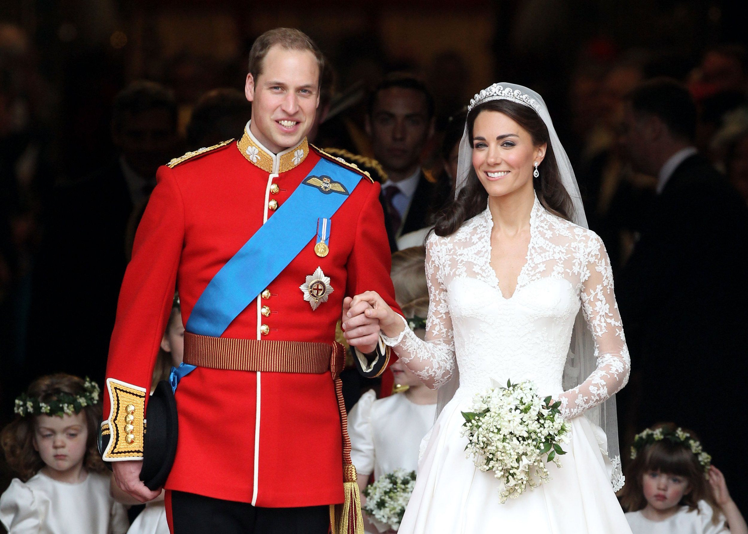 Why don't Prince William, Prince Charles and Prince Philip wear wedding rings as Harry snubs tradition?