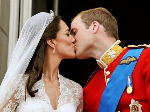 Kate and William celebrate eight years of married bliss on their wedding anniversary