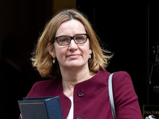 Amber Rudd's ex-deputy says she had ambition to increase