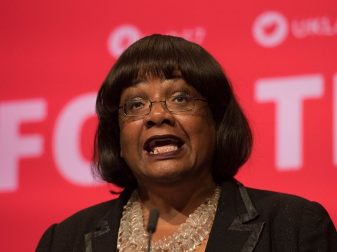 Diane Abbott gets so much racist abuse her aides update police every week