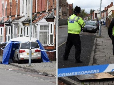 Two arrested after teenagers hurt in hit and run outside mosque