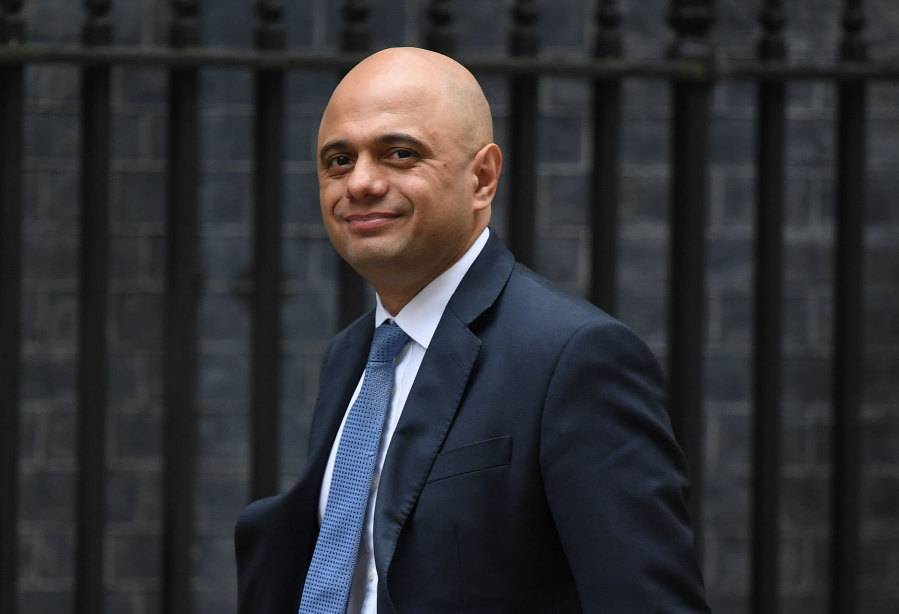Secretary of State for Housing, Communities and Local Government, Sajid Javid, arrives in Downing Street, London, for a cabinet meeting. PRESS ASSOCIATION Photo. Picture date: Tuesday April 24, 2018. Photo credit should read: Victoria Jones/PA Wire
