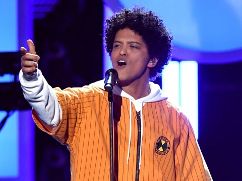 Bruno Mars forced off stage as 'fire breaks out' during Glasgow performance