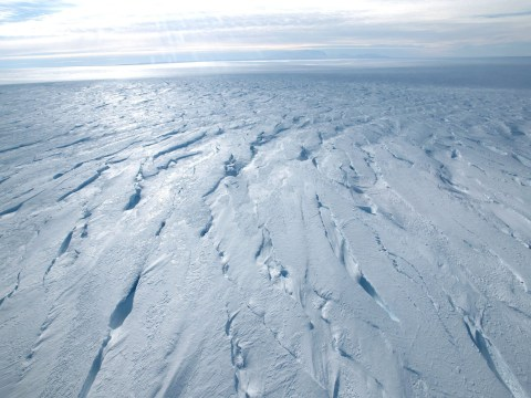 Antarctic mission to assess apocalypse risk posed by melting of glacier the size of Great Britain