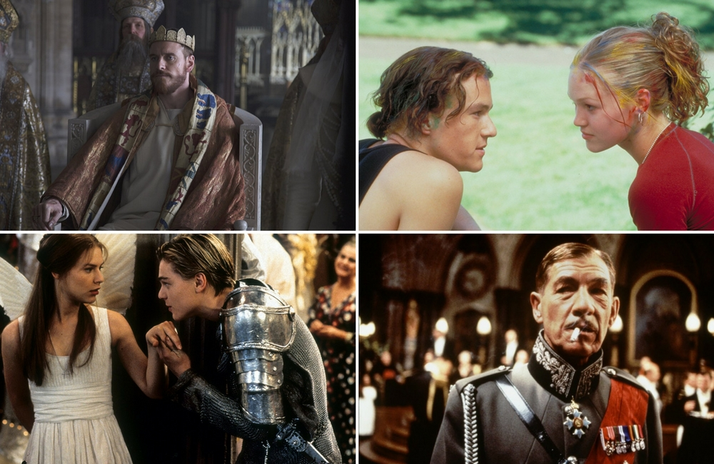 Brush up on the Bard: 14 of the best Shakespeare film adaptations