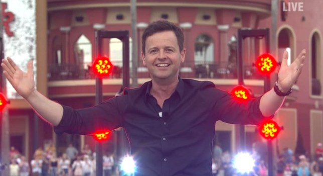 Declan Donnelly 'more confident' on Saturday Night Takeaway