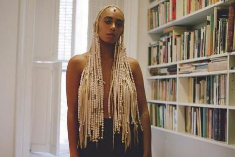 Solange goes topless after dad Mathew Knowles admits he found her lift fight with Jay-Z hilarious