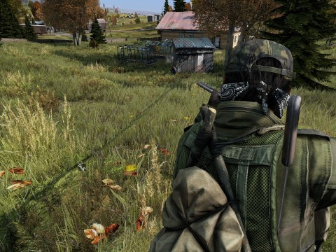 Former DayZ devs form new studio with THQ, already working on survival shooter