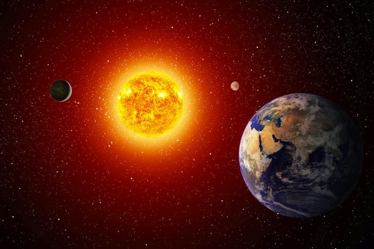 Earth will reach the furthest point of its orbit around the sun during today's 'aphelion'