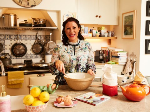 Get your bake on for Marie Curie's Blooming Great Tea Party