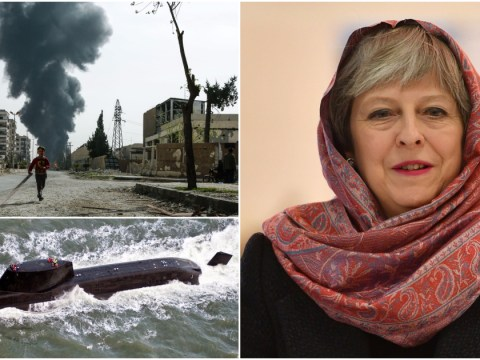 Give MPs a vote on air strikes in Syria, Theresa May is told as tensions grow