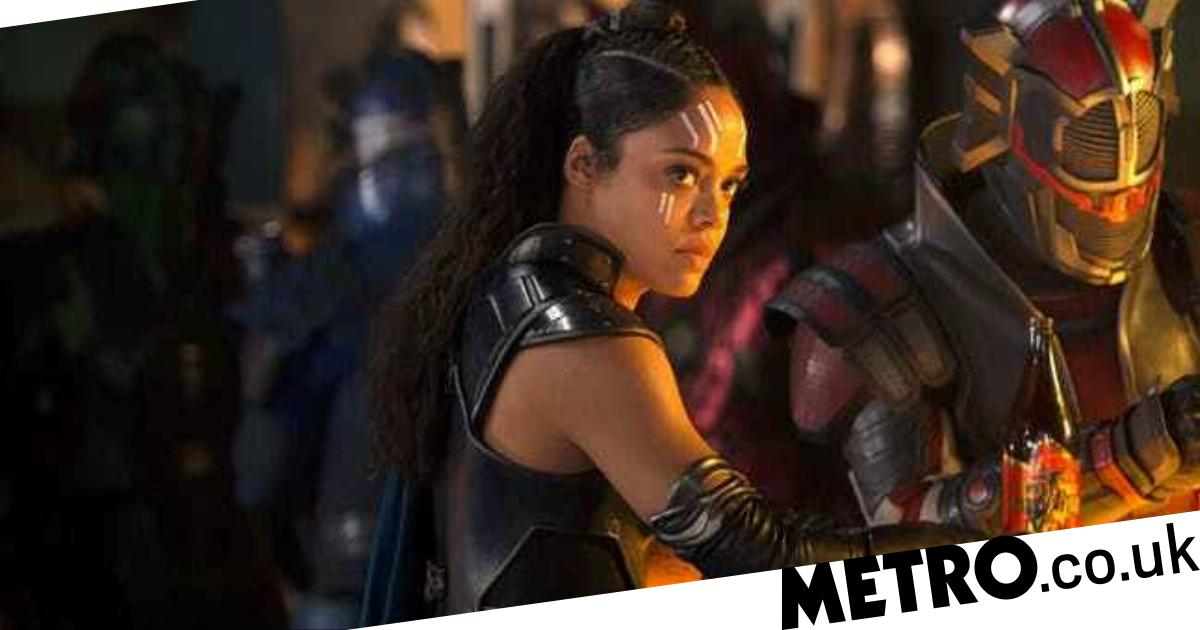 Tessa Thompson reveals where Valkyrie was in Avengers: Infinity War