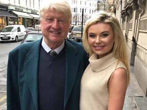 Stanley Johnson returns to Made In Chelsea to give Toff the secret to a long and happy relationship