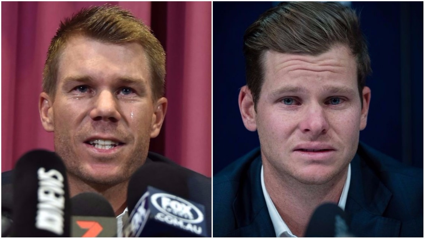 Disgraced Steve Smith and David Warner should not be allowed to play in England – Darren Gough