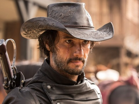 Westworld's Rodrigo Santoro teases 'different energy' to season 2 and Hector's pivotal awakening