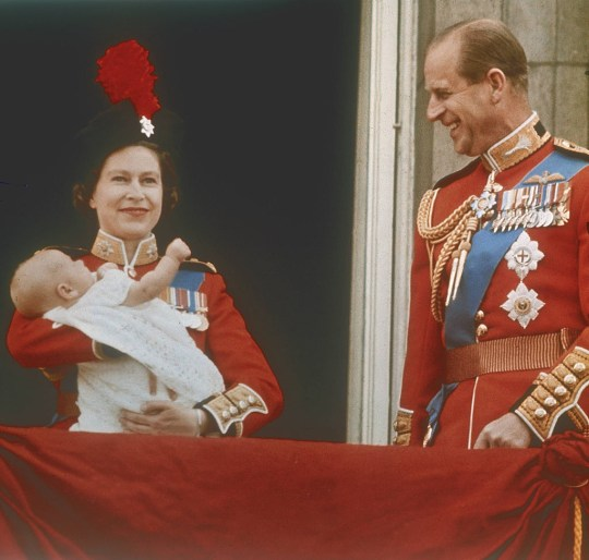 Who is Prince Edward, what are his children's names and why