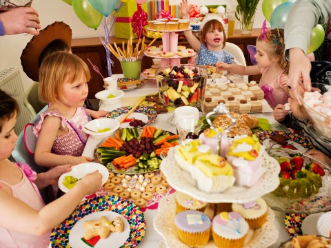 20 easy party food ideas to make your next kids' party go off with a bang