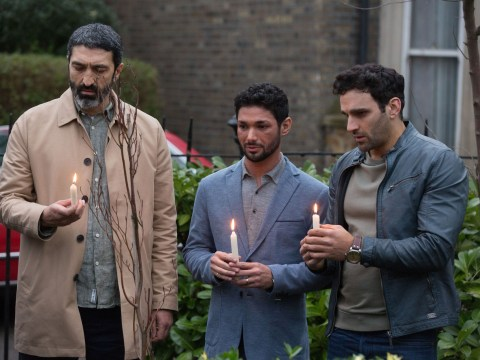 EastEnders spoilers: Umar and Darius Kazemi are cast after Shakil's death in stabbing horror