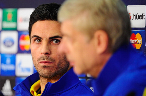Why Arsenal would prefer to appoint Mikel Arteta or Patrick Vieira as Arsene Wenger's successor