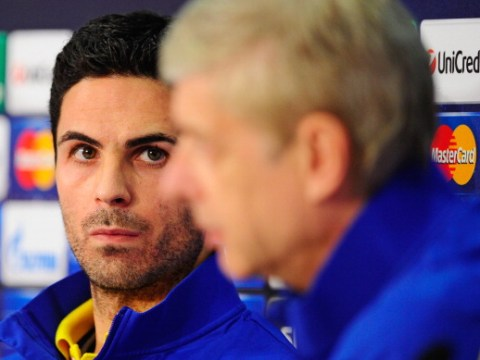 Arsene Wenger backs Mikel Arteta to succeed him as next Arsenal manager