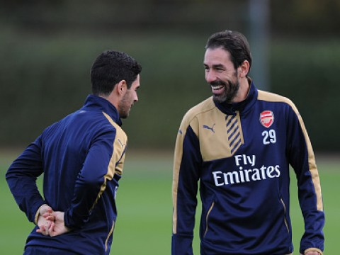 Robert Pires explains why Mikel Arteta is not the best candidate to succeed Arsene Wenger