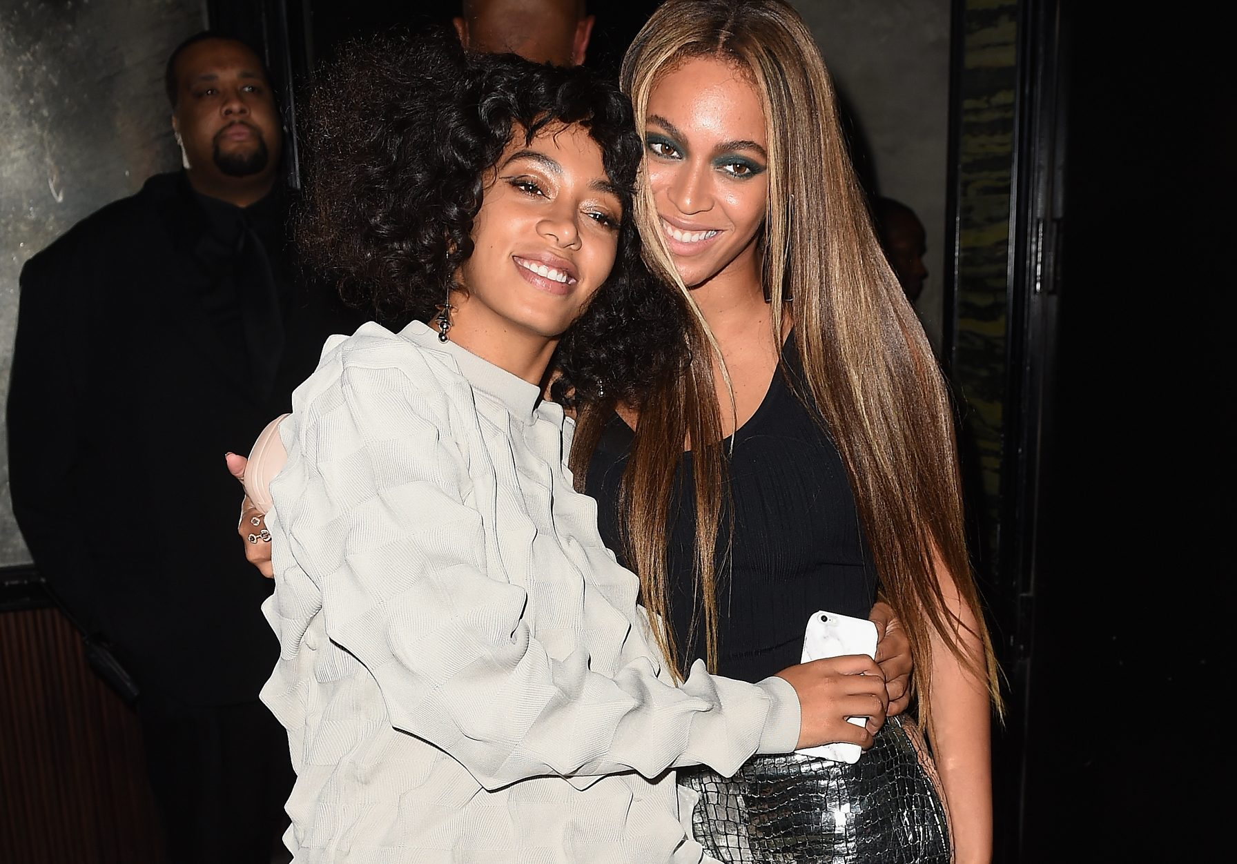 Beyonce's mum took her to counselling so she would be 'nicer' to Solange